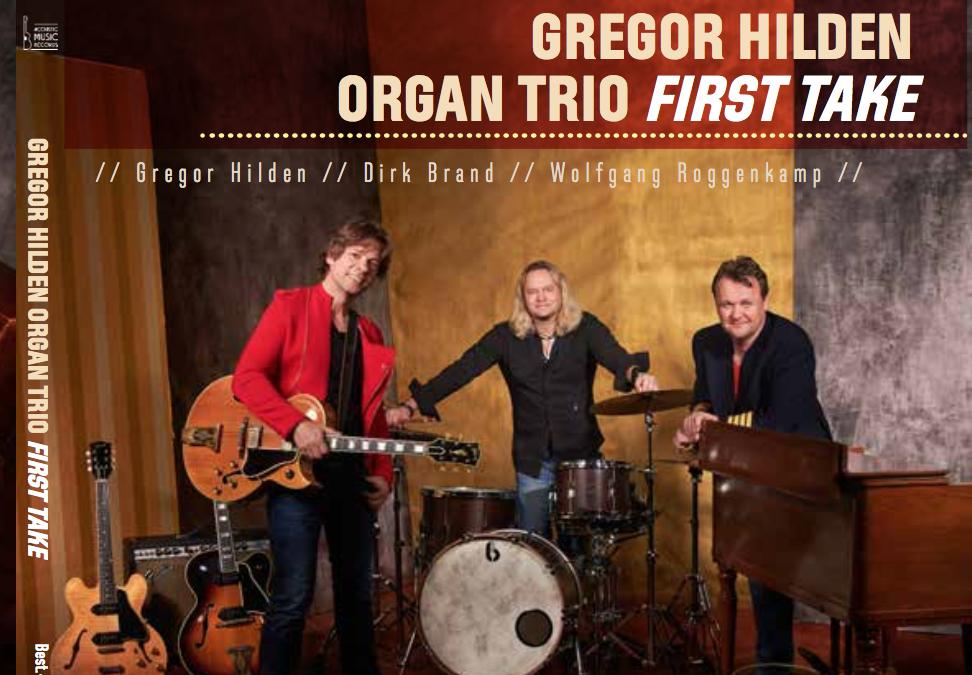 Gregor Hilden Organ Trio